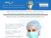 Masque chirurgical, le masque idéal pour la protection contre le covid19