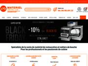 Matériel CHR Pro - Vente de matériel de restauration pour professionnels et particuliers