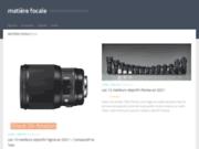Matériels photographiques : Guides, comparatifs et tests