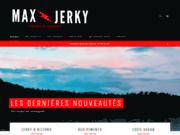 Boutique en ligne Max-Jerky