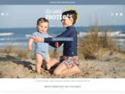 Mayoparasol la référence française du maillot de bain anti uv bébé enfant homme et femme