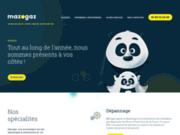 Mazogaz entreprise de dépannage et d'entretien sur Paris 16,17, et 18ème arroondissement