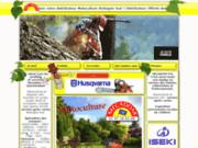 Mecadom - Quad Hytrack en Bretagne Sud