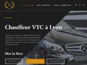 Chauffeur VTC à Lyon