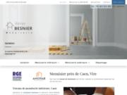 Entreprise de menuiserie Caen, Vire