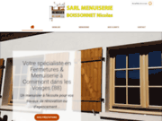 SARL Menuiserie Boissonnet Nicolas à Cornimont