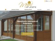 Menuiserie Minoux - menuisier PVC, alu et bois