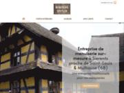 La Menuiserie SPITTLER à Sierentz répond à vos besoins en mobilier bois