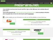 MesParis.net - Tous les sites de paris sportifs en ligne autorisés en France