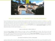 Immobilier Messanges: location saisonnière