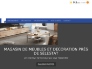 Magasin de meubles et décoration à Mussig