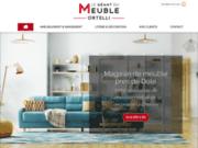Meubles Ortelli à Choisey votre magasin de meubles et literie