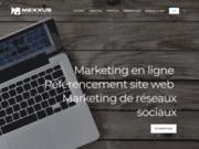 Marketing en ligne pour site web