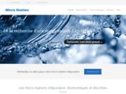 Micro-stations d'épuration agréées en Belgique