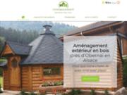 Minimax, construction et aménagement bois près d'Obernai
