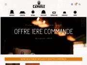 Mister Capsule, boutique en ligne de capsules compatibles Nespresso, Lavazza, Dolce Gusto, thé ..