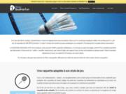 Comparatif des raquettes de badminton