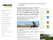 MISTER OFFROAD - Randonnées quad Rhône (69)