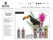 Concepteur-fabricant de bijoux ethniques inspiré par la tradition polynésienne