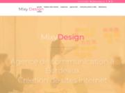 Agence web Mixy Design - Agence de communication Bordelaise : création de sites internet, logos...