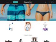 Majesty's Crazy Jungle - Chaussure homme, Bikini Maillot de bain femme