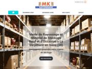 MK Rayonnage à La Verpillière