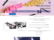 MLG BOUTIQUE vous propose son site de cosmétiques en ligne