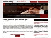 Conseillers juridiques en ligne au meilleur tarif