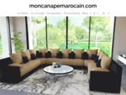 Moncanapemarocain.com : Le site qui vous permet de personnaliser votre canapé