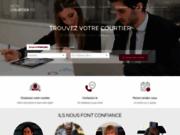 Moncourtier.fr -  solutions de courtage