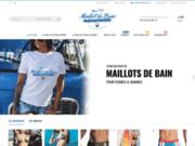 Boutique en ligne de vente de maillots de bain