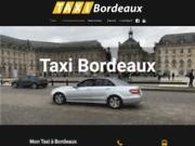 Taxi à Bordeaux