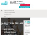 Location Monte-Meubles à Bordeaux - Taquet et Fils