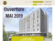 Site d'un hôtel à Montélimar | Montilia.fr