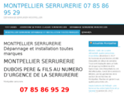 Serrurier Montpellier