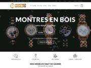 Montres en bois les nouvelles montres tendance