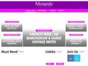 Motarde - motardes  les actualités moto motard et motarde