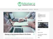 Motarz - la moto vue par les motards - Accueil