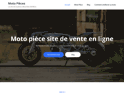 Pièces détachées moto - moto-piece.com