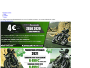 Moto-Pulsion : Quad Kawasaki
