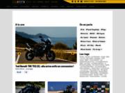 Moto Station - le 1er guide essais moto & scooter du net