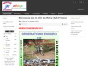 Moto Club Primeur