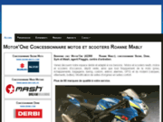 Motor One Suzuki Roanne Mably Concessionnaire