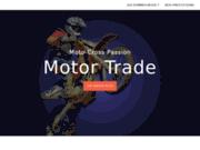 Motor Trade Destockage moto cross et pneu cross