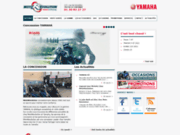Moto Révolution: concessionnaire moto Yamaha à versailles (78).