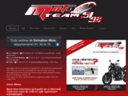 Mototeam91 - Stage de pilotage moto