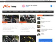 Moto Tuning.com - Portail de la préparation et tuning sur moto.