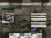 Moto Taxi Lyon, Paris - Agence Motoway