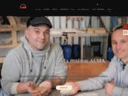 Moulins à farine professionnels et décortiqueuses: Moulins alma Pro