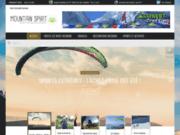 Mountain Spirit, webzine sur l'actualité outdoor